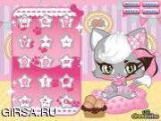 Флеш игра онлайн Симпатичная кошечка / Pretty Pussycat