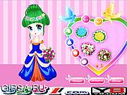 Флеш игра онлайн Симпатичная королевская принцесса / Pretty Royal Princess