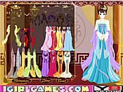 Флеш игра онлайн Милая принцесса / Pretty Tang Princess