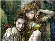 Флеш игра онлайн Принц и принцесса. Пазл / Prince and Princess Jigsaw