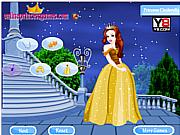 Флеш игра онлайн Принцесса Золушка Платье