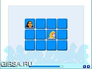 Флеш игра онлайн Подбери пару - Принцесса / Princess Memory Game