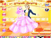 Флеш игра онлайн Принцесса / Princess's Dance Party