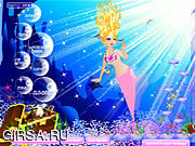 Флеш игра онлайн Принцесса Океана