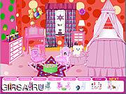 Флеш игра онлайн Princess Комната Конструктор