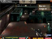 Флеш игра онлайн Prison Shootout