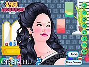 Флеш игра онлайн Макияж Prom Beauty Showtime Spa