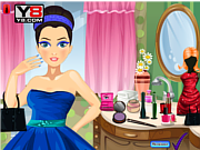 Флеш игра онлайн Prom Princess Make over