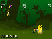 Флеш игра онлайн Pumpkin Man 2