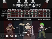 Игра Punk-O-Matic