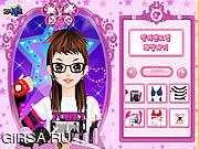 Флеш игра онлайн Punk Make Up