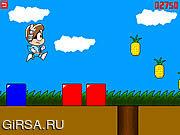 Флеш игра онлайн Герой Пен / Pyon Hero