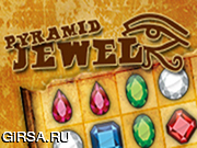 Флеш игра онлайн Pyramid Jewel