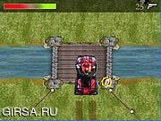 Флеш игра онлайн Крутой гонщик 200