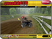 Флеш игра онлайн Quad Гонки 2