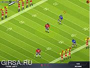 Флеш игра онлайн Защитник Квотербека