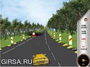 Флеш игра онлайн Race 1