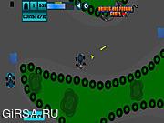 Флеш игра онлайн Парковка на картинге / Race Kart Parking