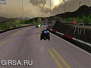 Флеш игра онлайн Гонок Мало / Racing Little
