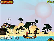 Флеш игра онлайн Ragdoll Pirates