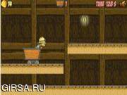 Флеш игра онлайн Смерть на железной дороге / Rail of Death