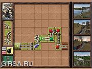 Флеш игра онлайн Railroad Tycoon 3
