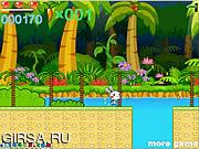 Флеш игра онлайн Радужный Кролик 2