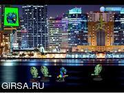 Флеш игра онлайн Войны радуги