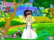 Флеш игра онлайн Свадебная радуга / Rainbow Wedding