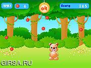 Флеш игра онлайн Дождь шариков