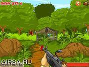 Флеш игра онлайн Rambo Assassin