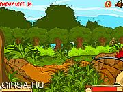 Флеш игра онлайн Месть Рембо / Rambo The Revenge