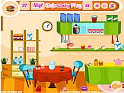Флеш игра онлайн Таинственные бургеры с курецой / Ransack Kitchen Burgers