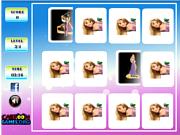 Флеш игра онлайн Рапунцель / Rapunzel Memory