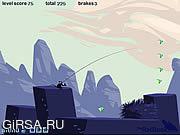 Флеш игра онлайн Крыса на скалах