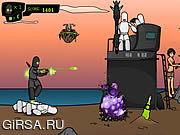 Флеш игра онлайн Рауска слизняк / Rauska Slug