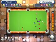 Флеш игра онлайн 8 шаров