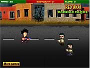 Флеш игра онлайн Redakai против зомби