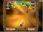Флеш игра онлайн Редакай  - стрелок в шарики / Redakai Bubble Shooter
