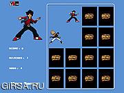 Флеш игра онлайн Радикай. Проверка памяти / Redakai Memory