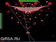 Флеш игра онлайн Red Fluxion
