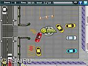 Флеш игра онлайн Restaurant Parking