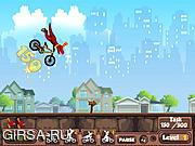 Флеш игра онлайн Rex Stunts