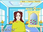 Флеш игра онлайн Правое викторианец волос
