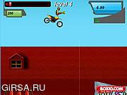 Флеш игра онлайн Рискованый всадник / Risky Rider