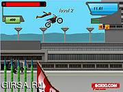 Флеш игра онлайн Risky Rider 2