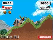 Флеш игра онлайн Рискованый всадник 4 / Risky Rider 4