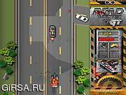 Флеш игра онлайн Охотник GT дороги / Road Hunter GT