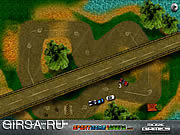 Флеш игра онлайн Гонщик Родстер / Roadster Racers