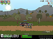Флеш игра онлайн RoadZ